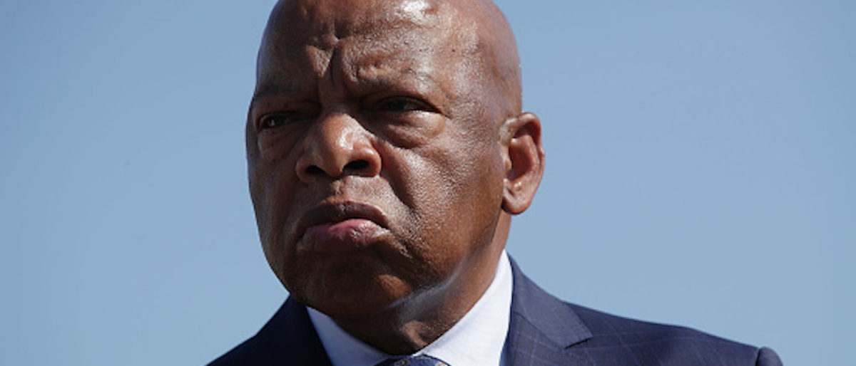 Rep. John Lewis Calls For Impeachment