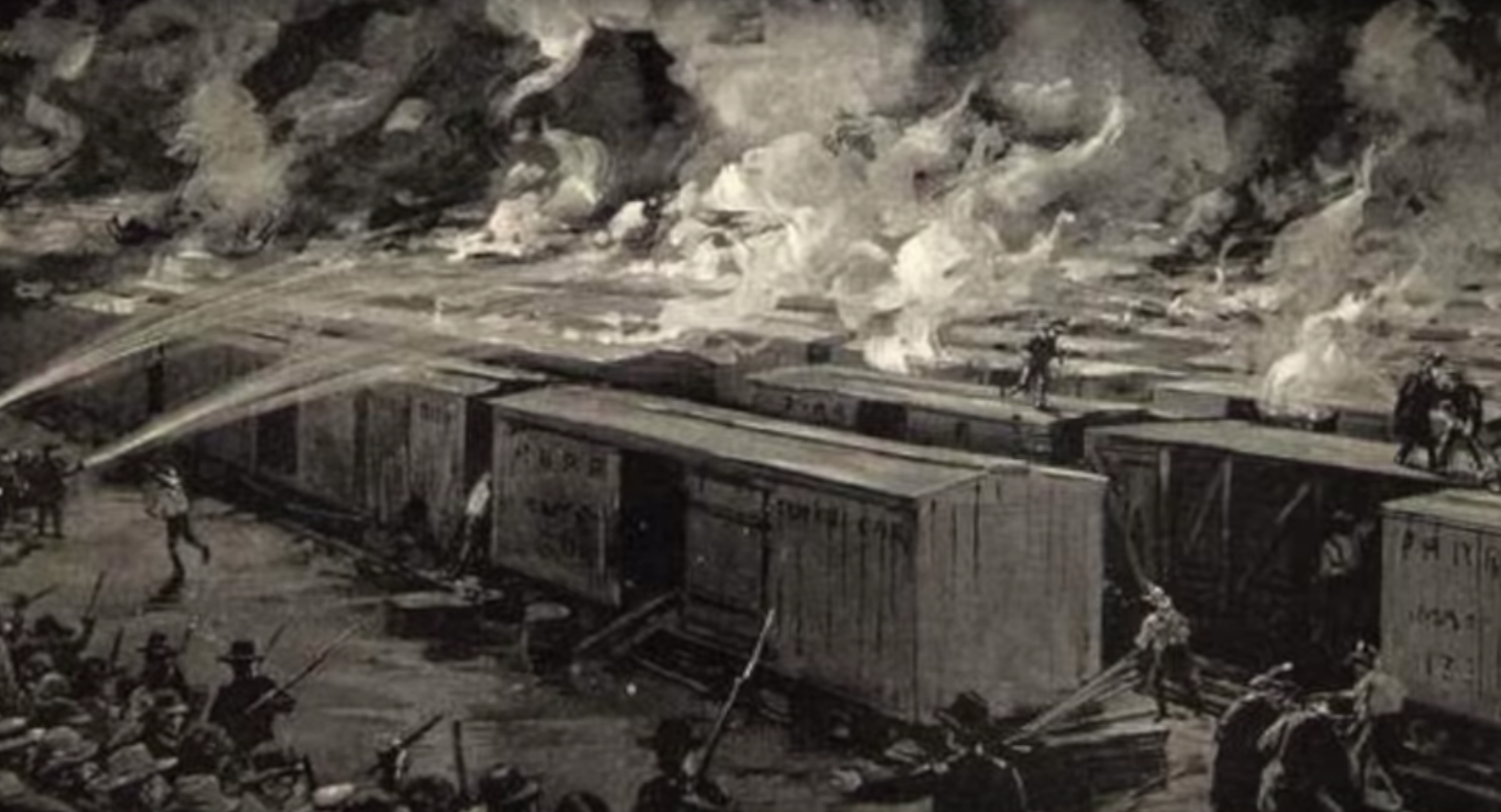 The Pullman Strike: Laying the Track to Modern Labor Rights/ Stephen Clement/ YouTube