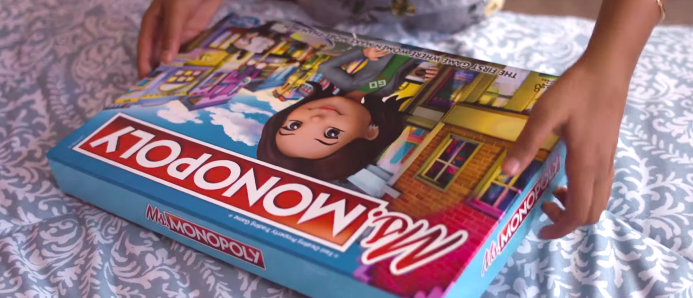 New Monopoly Game Gives Women More Money Than Men
