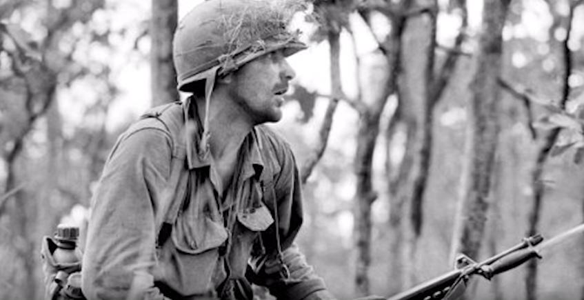 Rick Rescorla: Vietnam War & 9/11 Hero/ YouTube