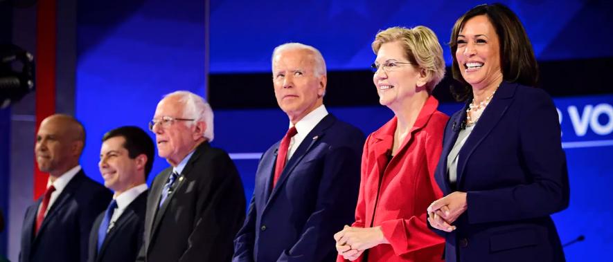Democratic debate Sept. 12, 2019 in Houston, Texas.