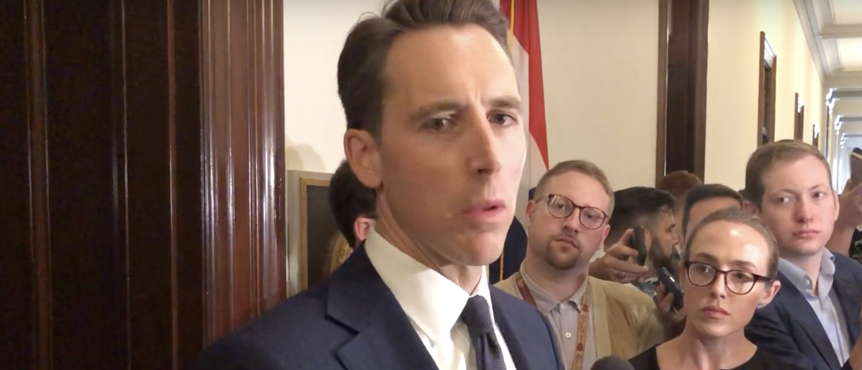 Sen Hawley Says Zuckerberg Told Him There 'Was Clearly Bias' In The LiveAction Fact Check