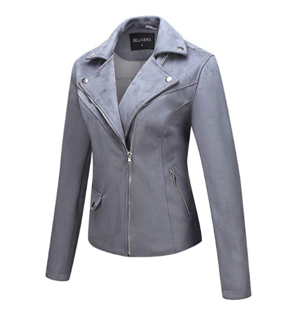 Gray is my personal favorite style option, but if it doesnt work for you, there are a total of 5 colors and styles to choose from. (Photo via Amazon)
