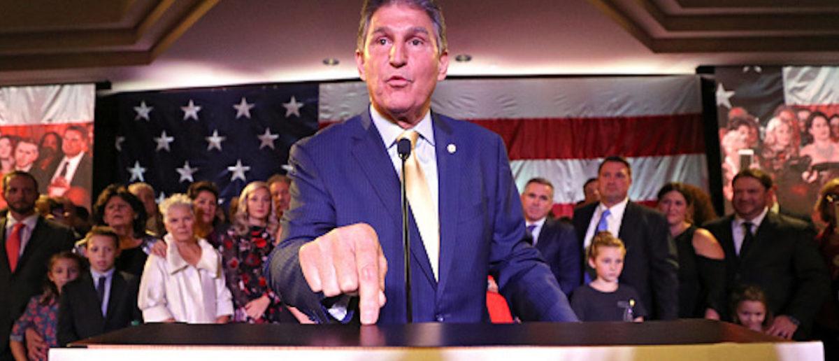 Manchin To Stay In Senate Amid Rumors Of West Virginia Gubernatorial Run