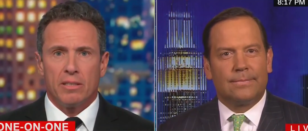Steve Cortes Goes Toe-To-Toe With Chris Cuomo In Heated Debate On Immigration And Hispanic Support For Trump