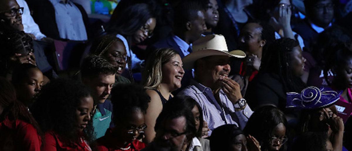 Democratic Debate Audience Cheers For John McCain