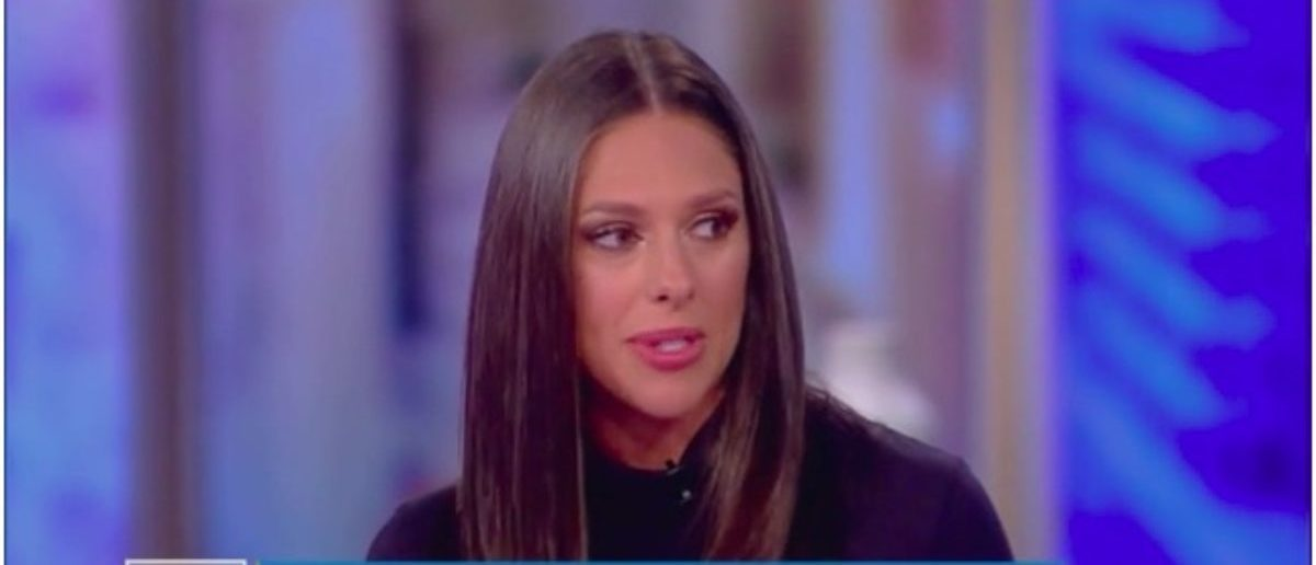 'View' Host Calls Out NYT Over Edited Kavanaugh Story: 'You're Helping' Trump Get 'Re-Elected'