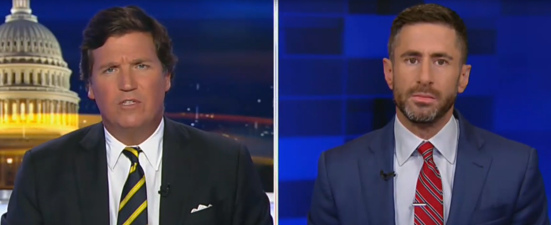'I'm Sorry To Inflict That Upon You:' Tucker Apologizes To Audience After 'Last Gun Control Debate' With Former Clinton Pollster