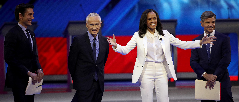 Democratic Debate Moderators Ask Zero Questions About National Debt — Again