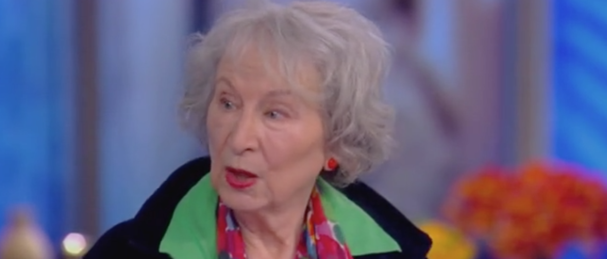 'The Handmaid's Tale' Author Claims Warming Oceans Will Cause Traffic Accidents