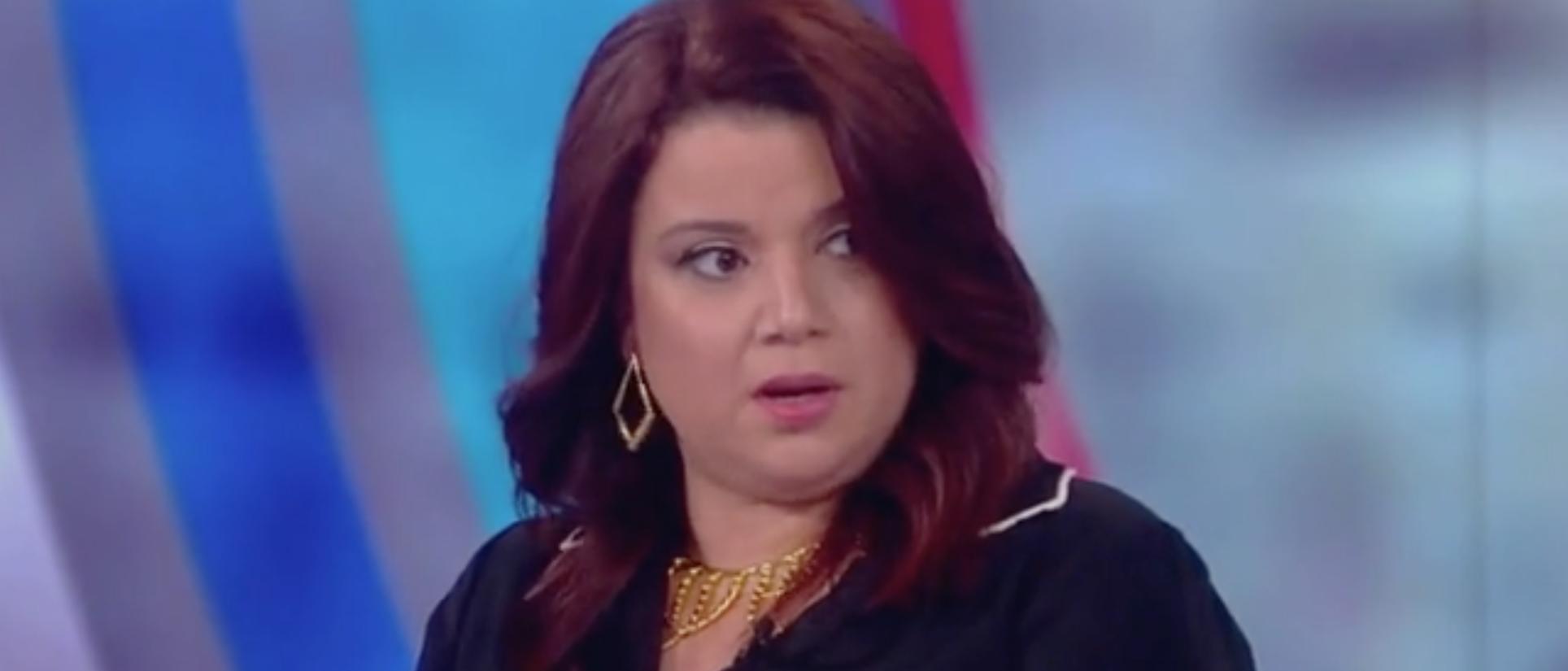 Ana Navarro Blows Up At Meghan McCain: 'Don't Scream At Me. I'm Two Feet Away'