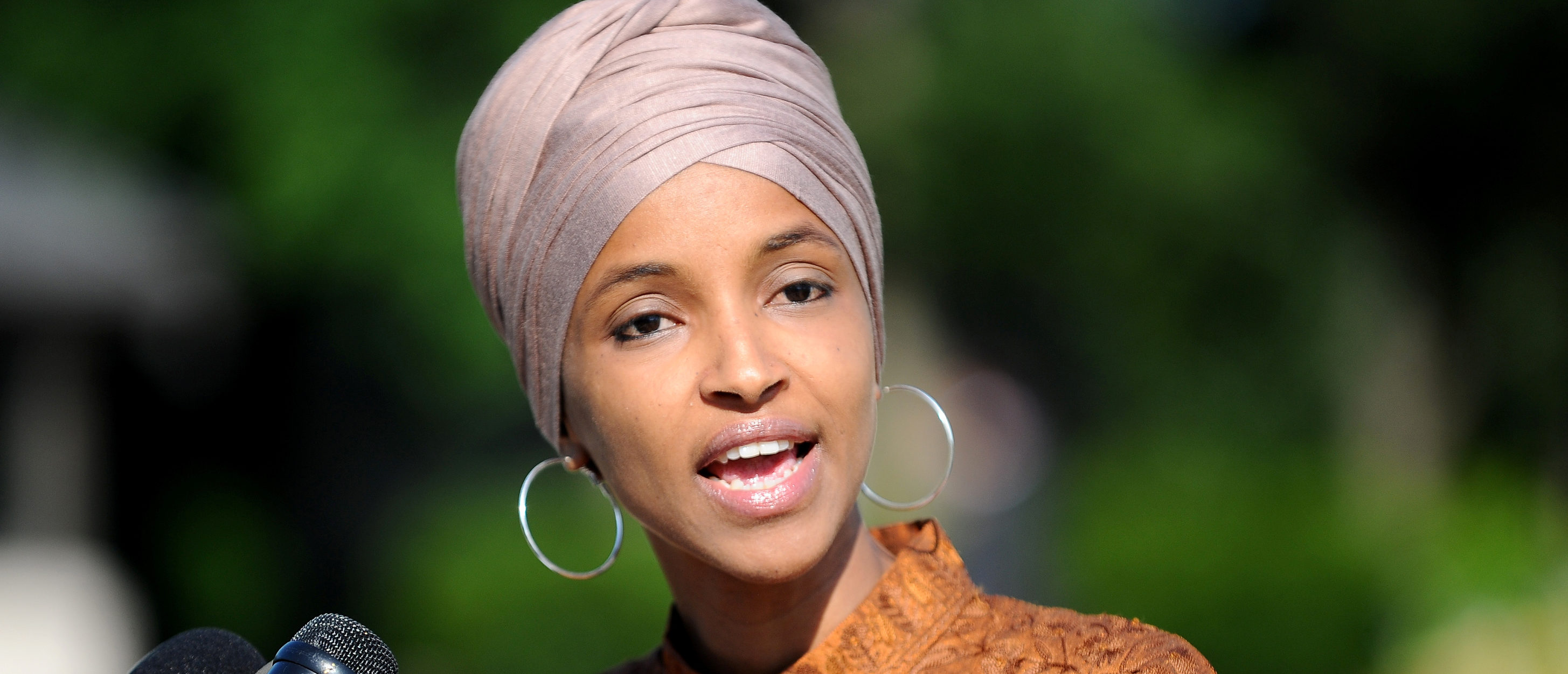 Ilhan Omar's Explanation For Deleting A Tweet That Revealed Her Father's Name Faces Contradictions