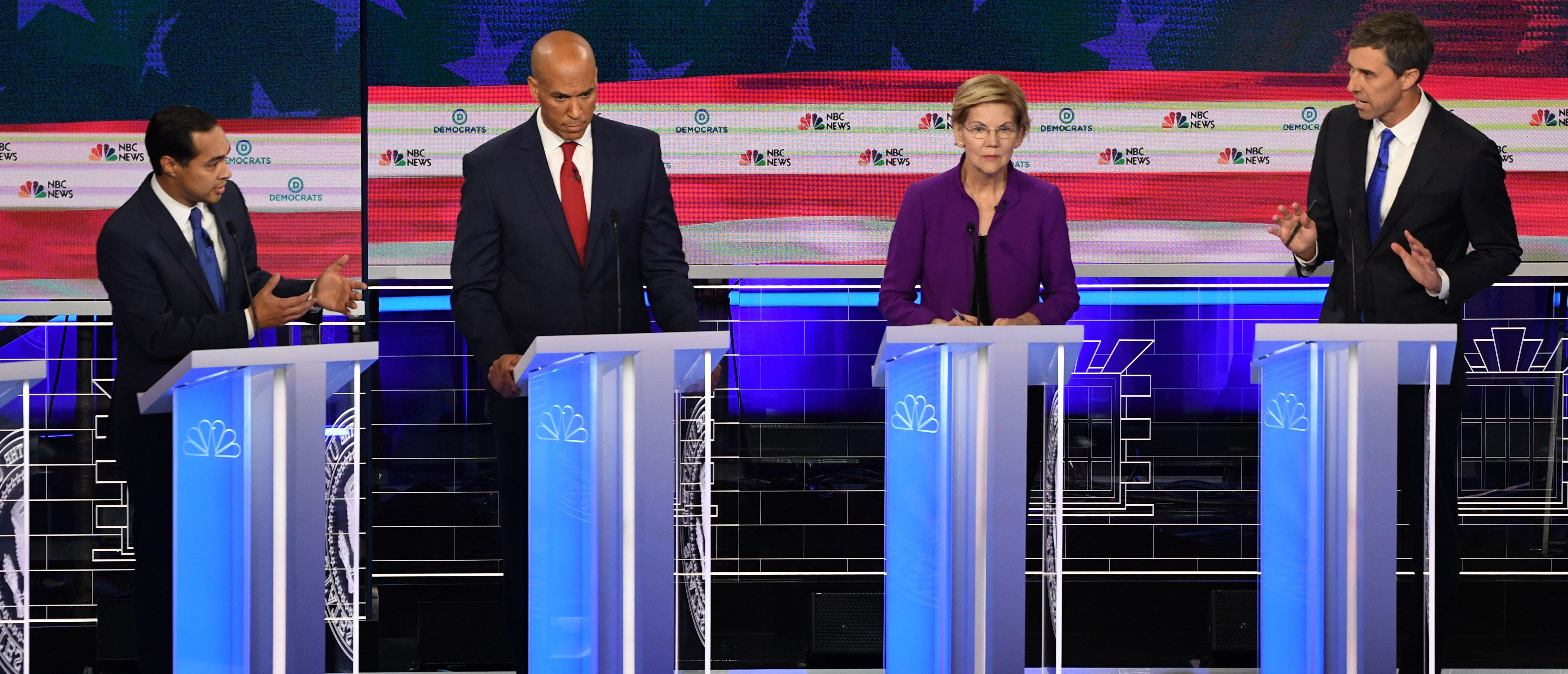 Democratic Hopefuls Have Ignored SCOTUS In The 2020 Debates So Far, And Liberals Are Furious