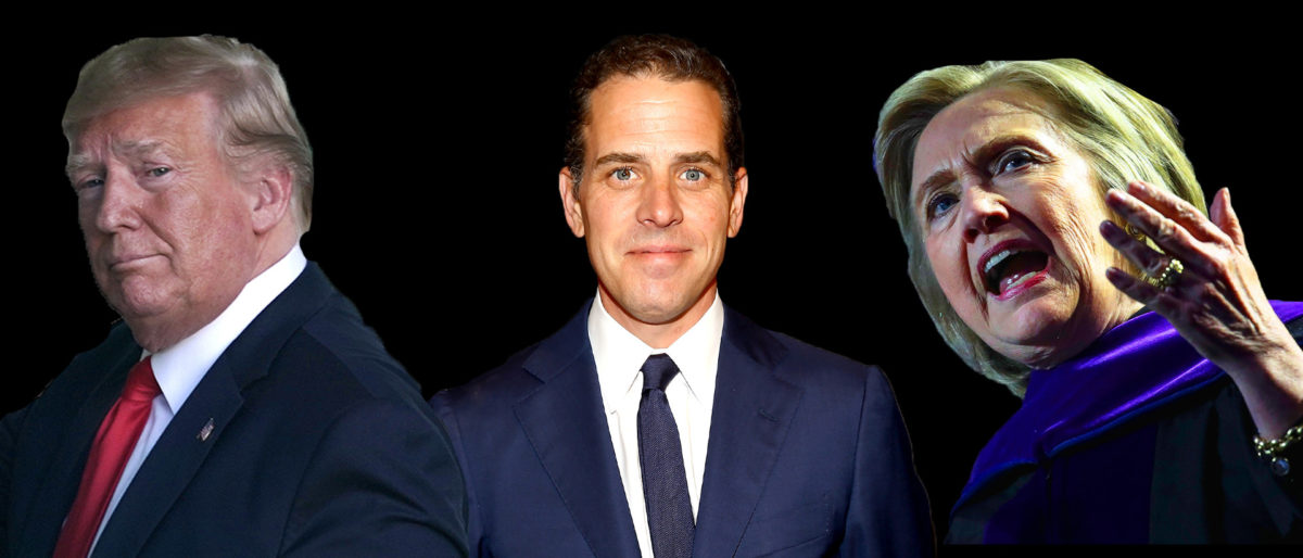 Evening Update: Hunter Biden's Continued Chinese Ties, Hillary's Transgender Defection, Fusion GPS Tells All