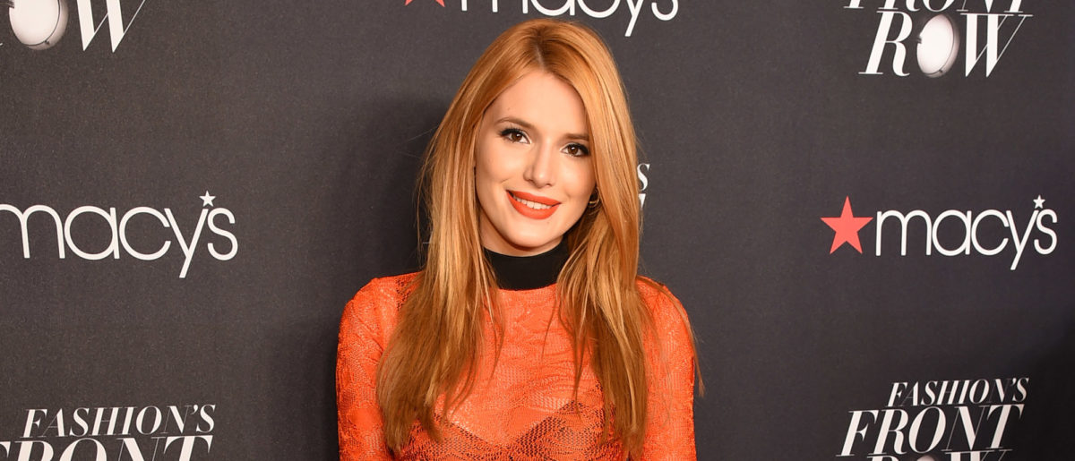 Celebrate Bella Thorne's Birthday With This Slideshow Of Some Of Her Hottest Looks