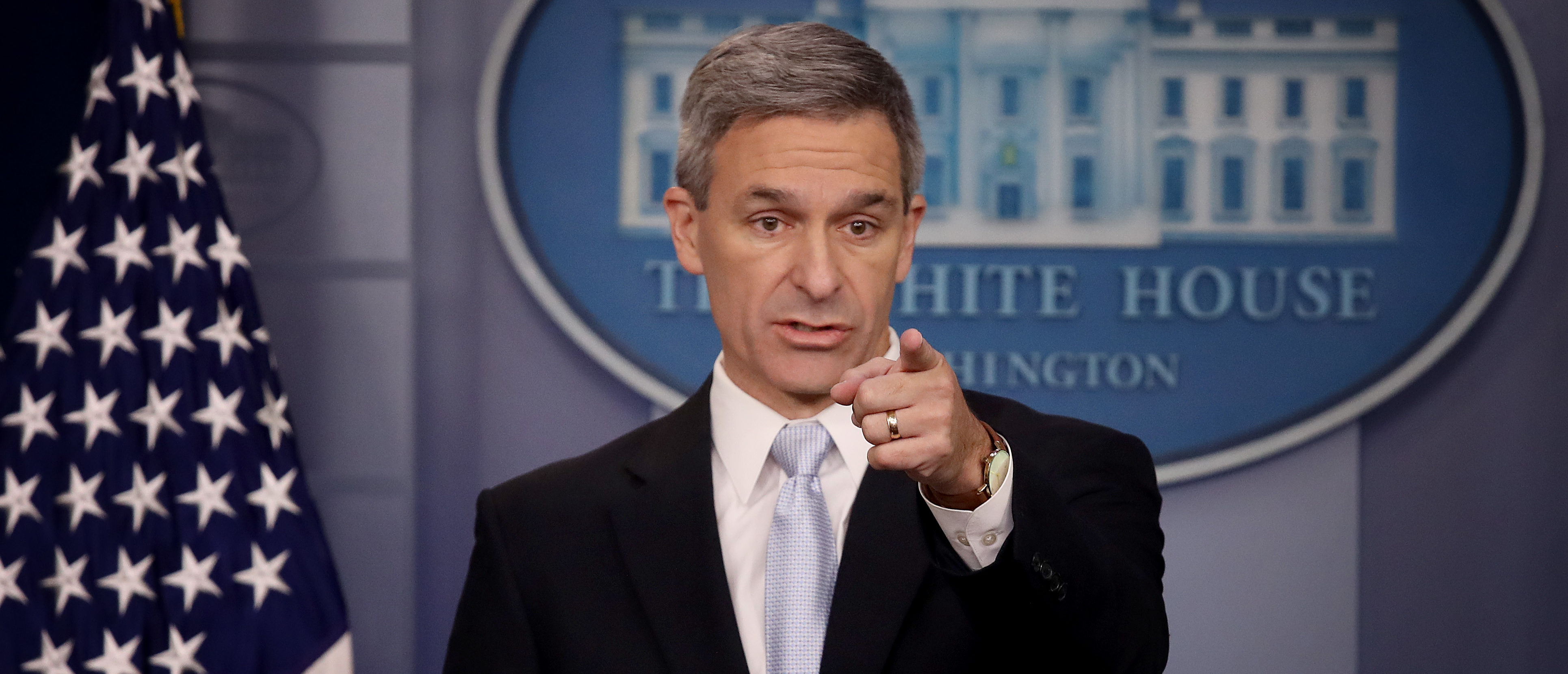 Conservative Leaders Push Trump To Choose Ken Cuccinelli To Lead DHS