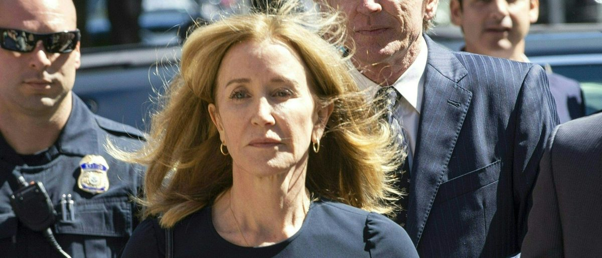 Felicity Huffman Reportedly Was So Moved By Her Time Behind Bars She Now Wants To Help Other Women Serving Time