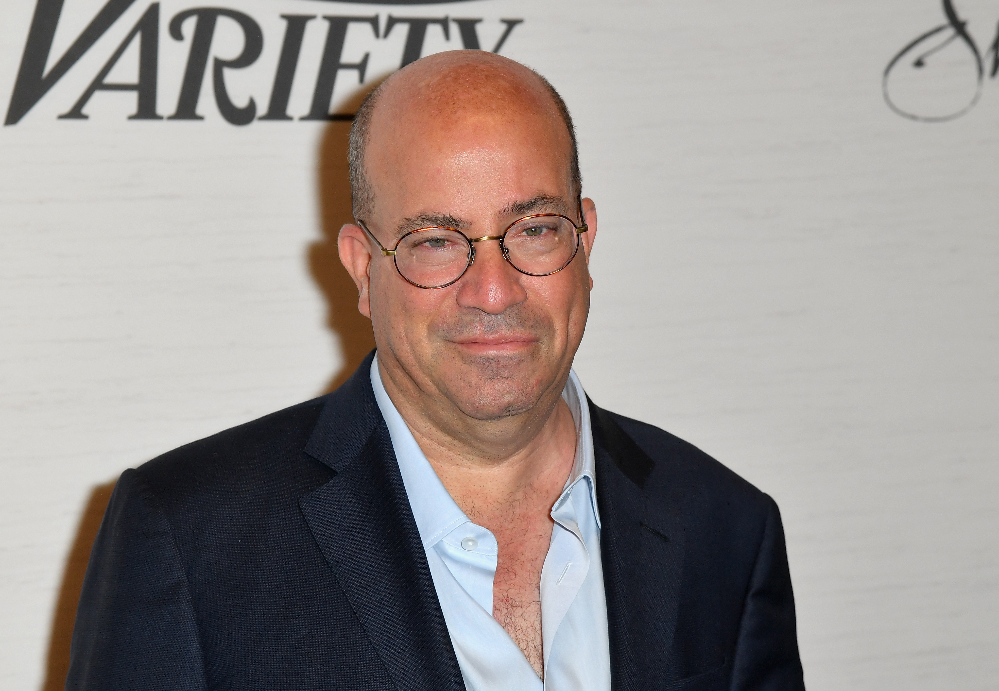 President of CNN Worldwide Jeff Zucker attends Variety's Power Of Women: New York presented by Lifetime, at Cipriani Midtown on April 5, 2019 in New York City. (Photo by Angela Weiss / AFP) (Photo credit ANGELA WEISS/AFP/Getty Images)