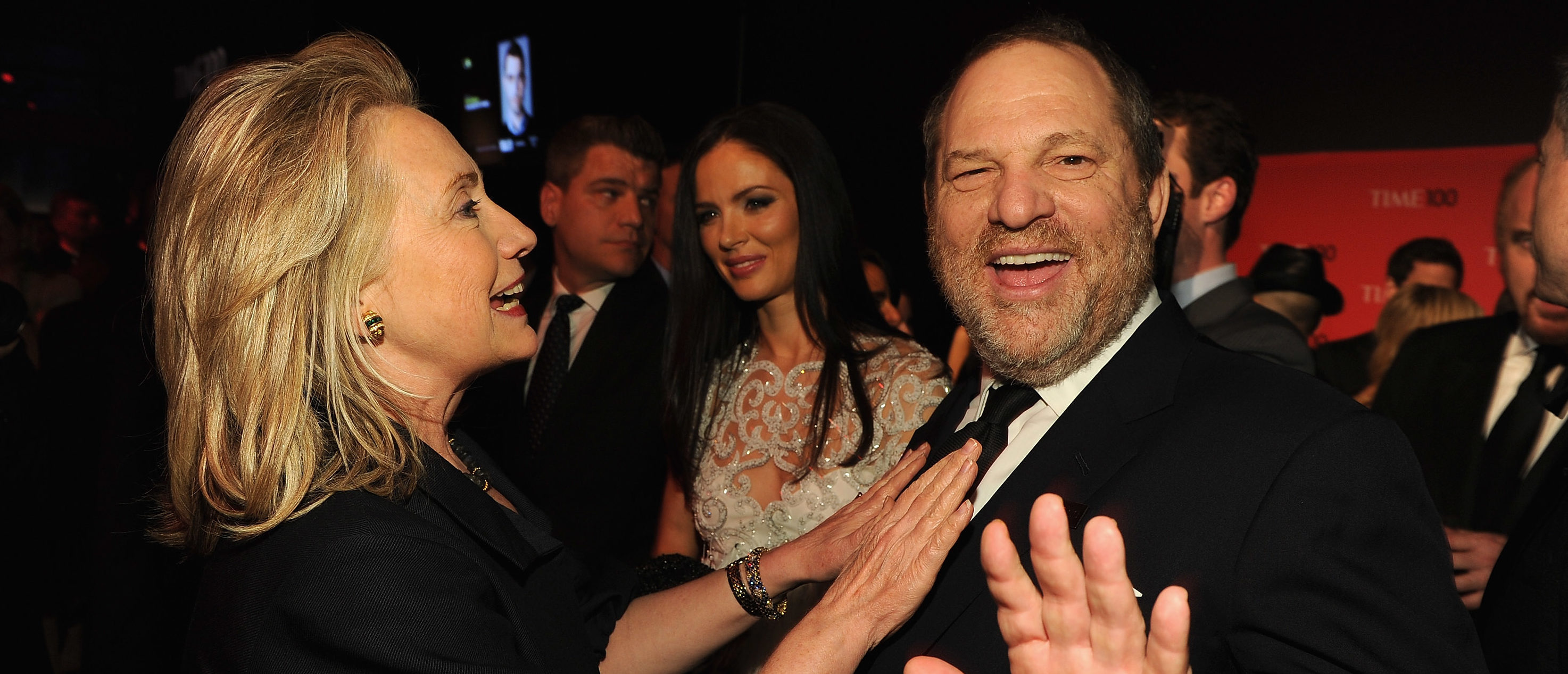 Hillary Says She Had No Way Of Knowing About Weinstein Allegations, But Celebrities Say They Warned Her Campaign