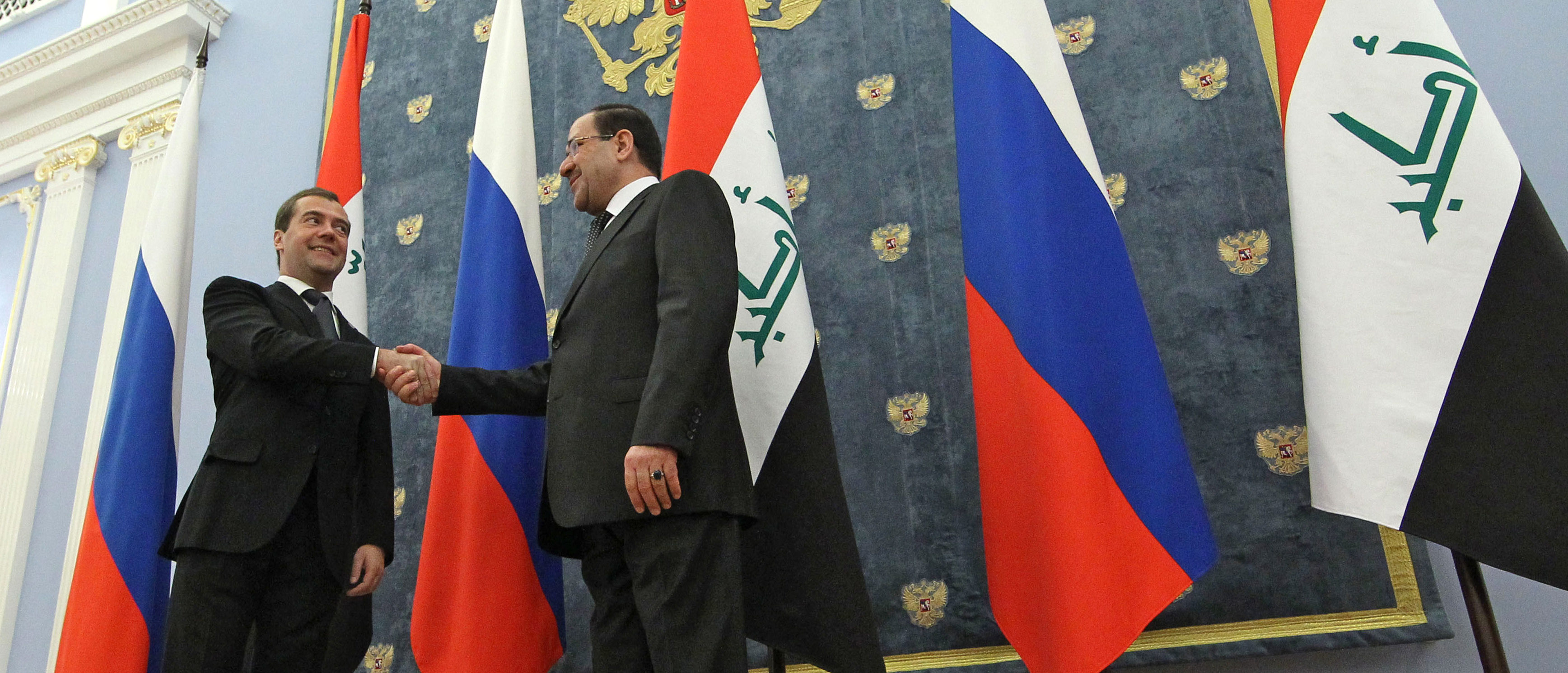 After Billions Spent Rebuilding Iraq, Russia And China Are Gaining Ground There