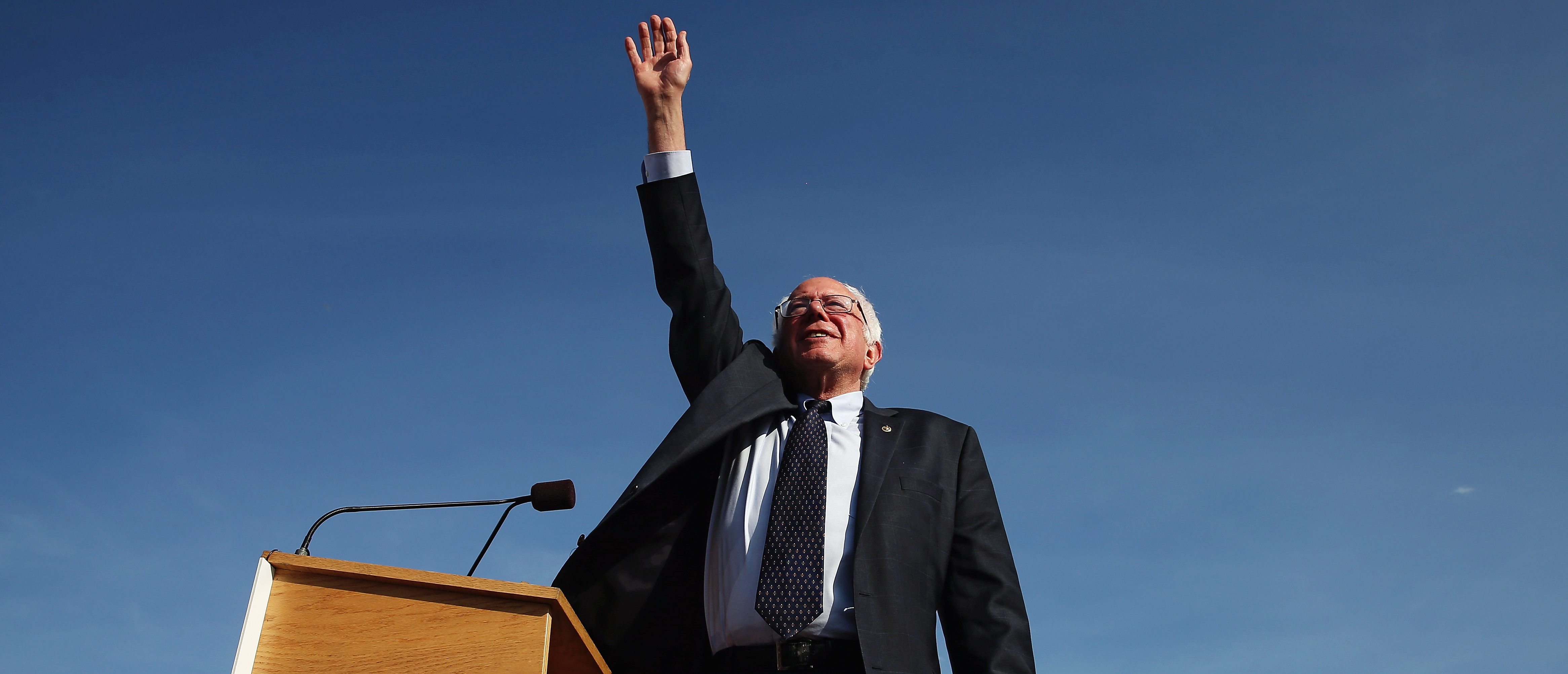 All Of Bernie Sanders' Plans Combined Could Total A Whopping $97.5 Trillion Over 10 Years: Report