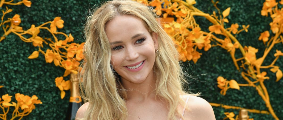 Jennifer Lawrence Went Through Insane Precautions To Reportedly Protect Her Wedding Dress
