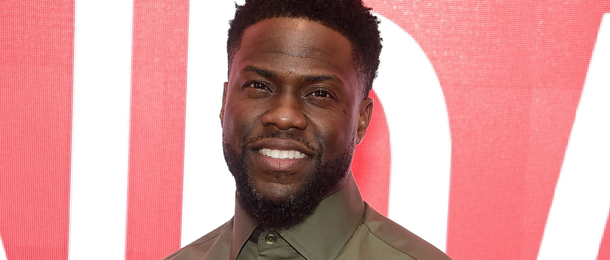 Kevin Hart Says He`s `65 To 75 Percent`...