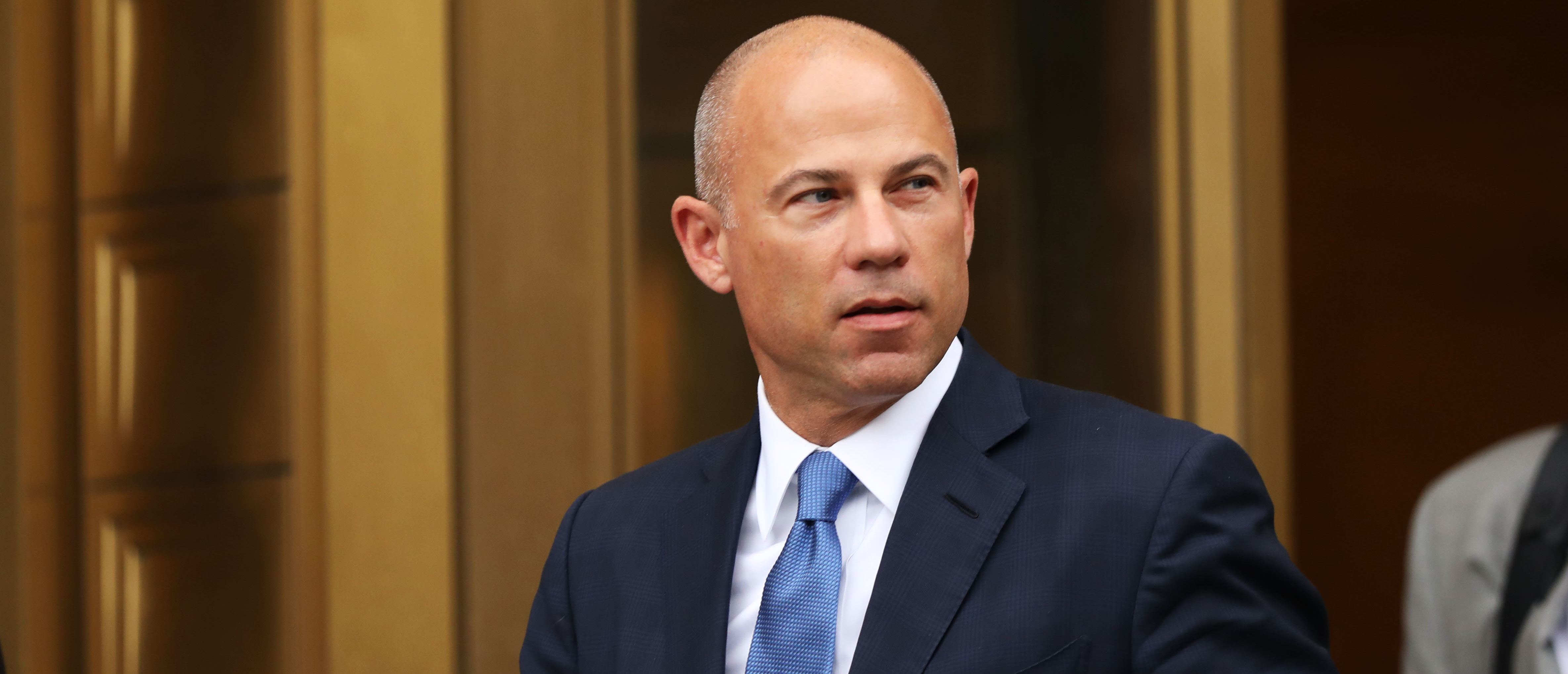 Grassley Seeks Update After Referring Avenatti, Swetnick To Justice Department For Kavanaugh Claims