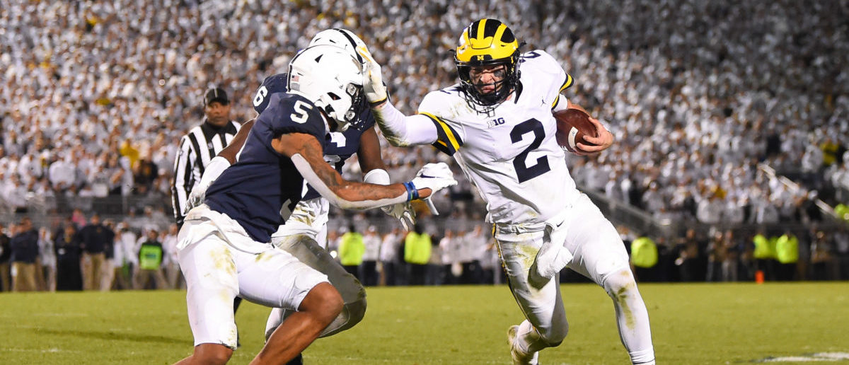The TV Ratings For Penn State's Big Win Over Michigan Are In. Can You Believe How Many People Watched?