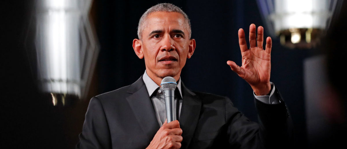 Obama Endorses Justin Trudeau. He Still Hasn't Endorsed Joe Biden