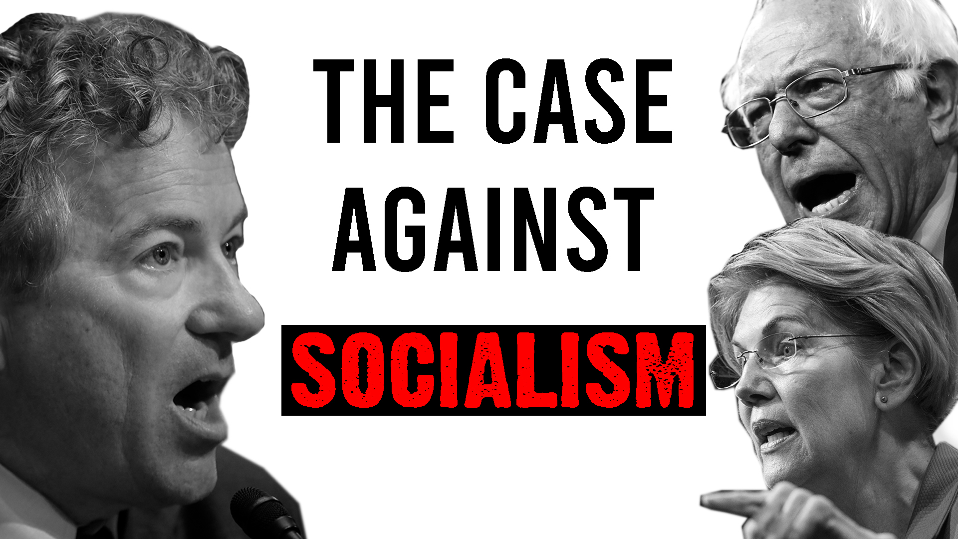 Is There A Difference Between Socialism And 'Democratic Socialism'? We Asked Sen. Rand Paul