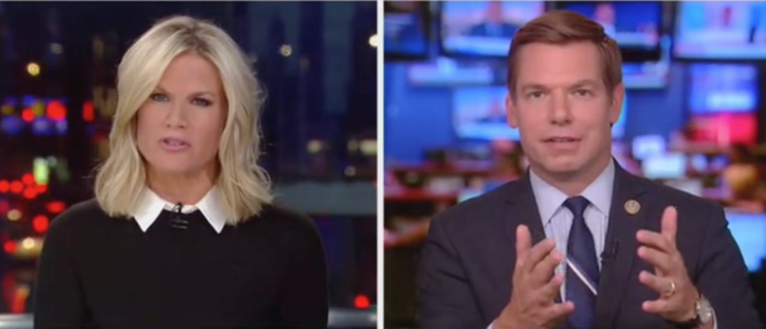 'You've Already Decided There Is A Crime?': Martha MacCallum Challenges Eric Swalwell On Impeachment