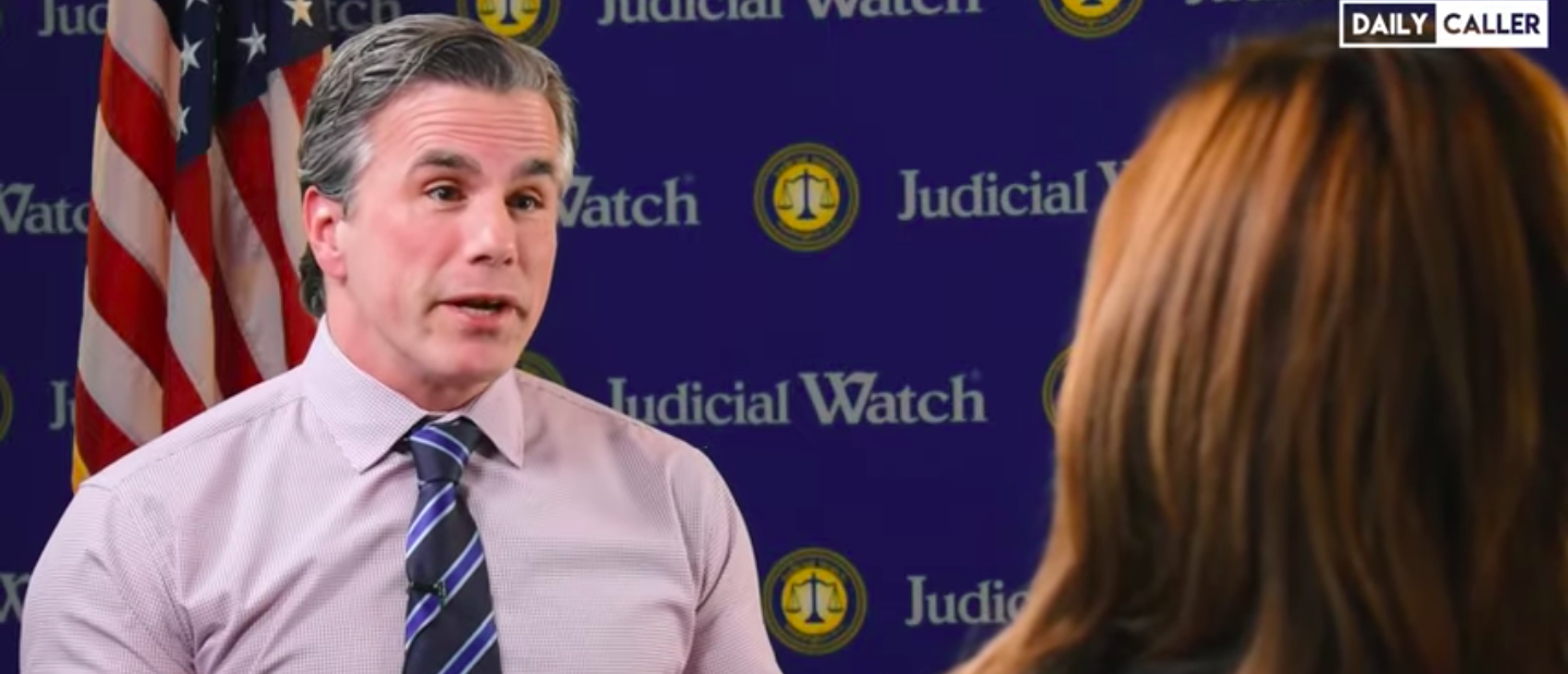 Tom Fitton Talks Over Judicial Watch's Biggest Investigations, From Benghazi To Russiagate