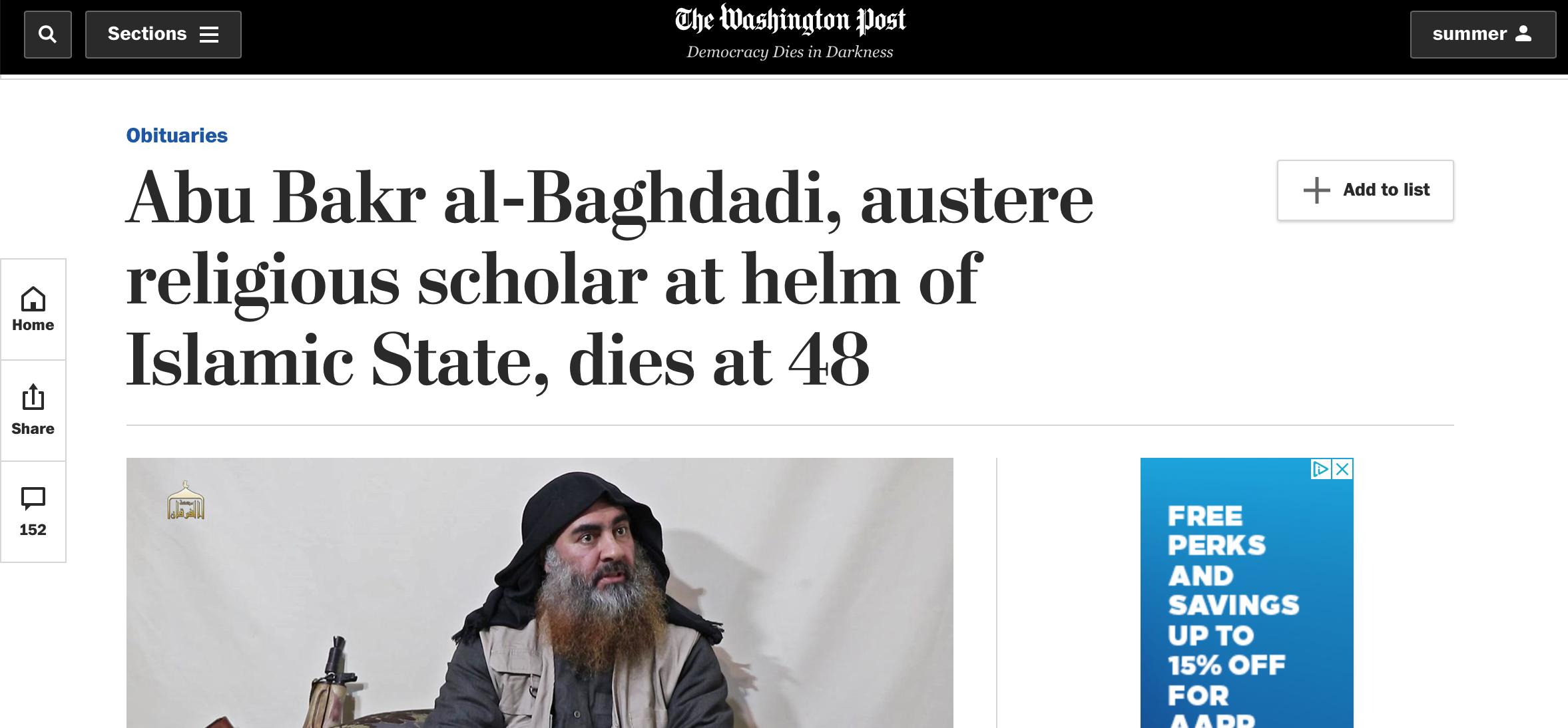 Screen Shot/The Washington Post