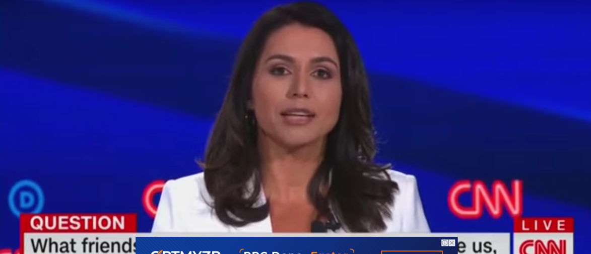 Tulsi Gabbard: 'I Don't See Deplorables, I See Fellow Americans'