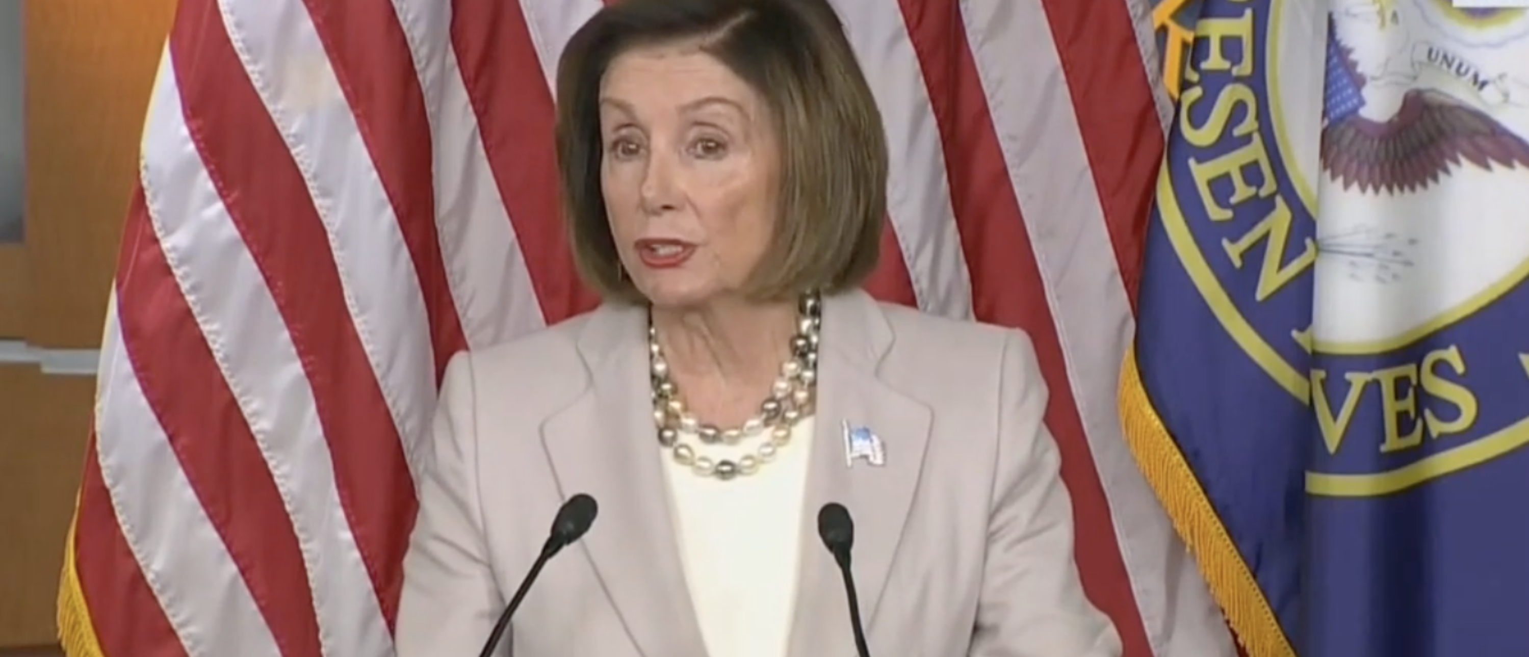 "Pelosi ""All Roads Lead To Putin"""