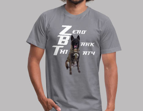 A more traditional option, this shirt is all bark..and all bite at $22.99 (Photo via DailyCallerMerchandise)
