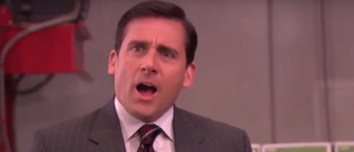 NBC Releases New Footage From The Hit Show 'The Office.' It'll Have Fans Going Crazy