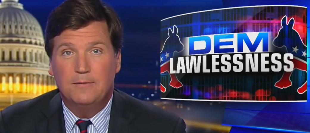 Watch Tucker's Prediction Of What America Will Look Like If Democrats Win