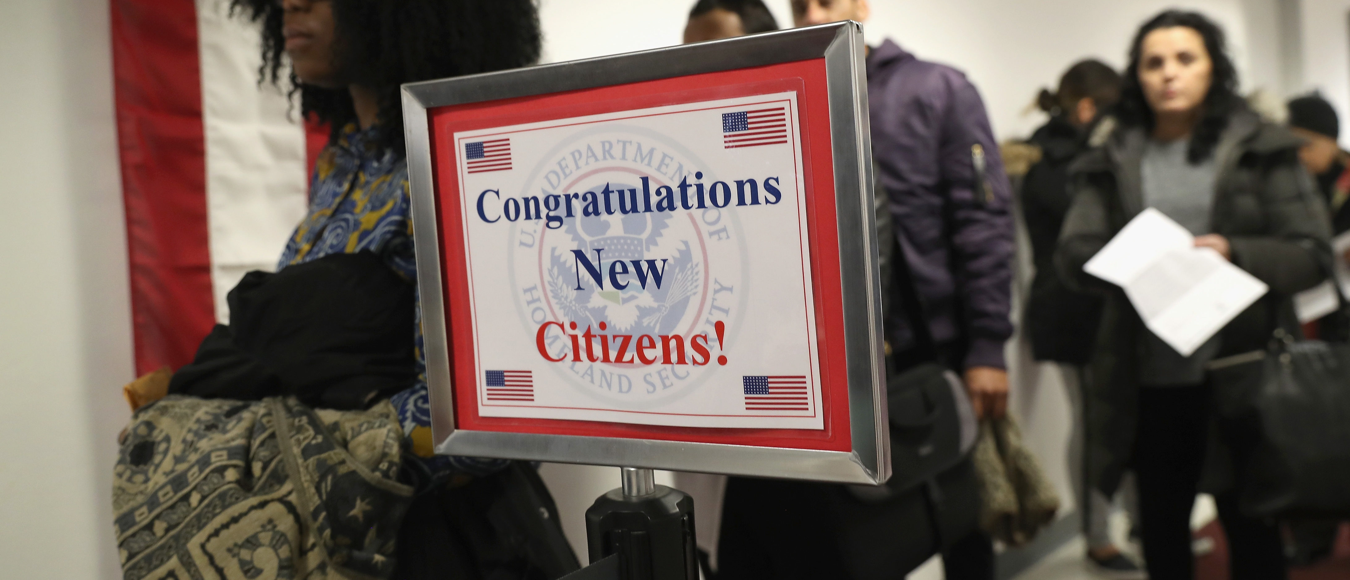 Judge Blocks Trump Admin Rule That Makes It Easier To Deny Green Cards To Poor Immigrants