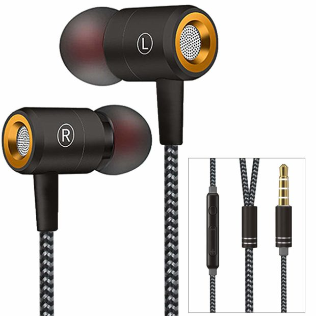 These earbuds are 4.5 stars on Amazon for a reason (Photo via Amazon)