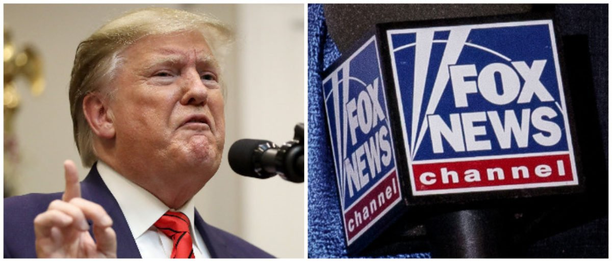 Fox News Poll Says 51 Percent Of Americans Want Trump 'Impeached And Removed From Office'