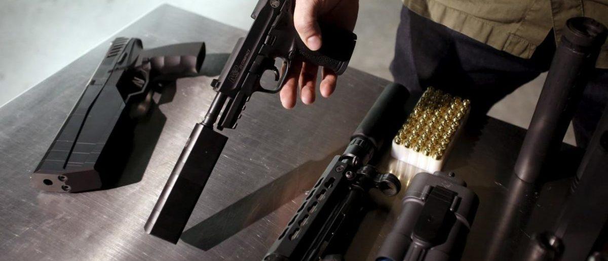 Guns Seized From Elderly Korean War Vet Under Red Flag Law