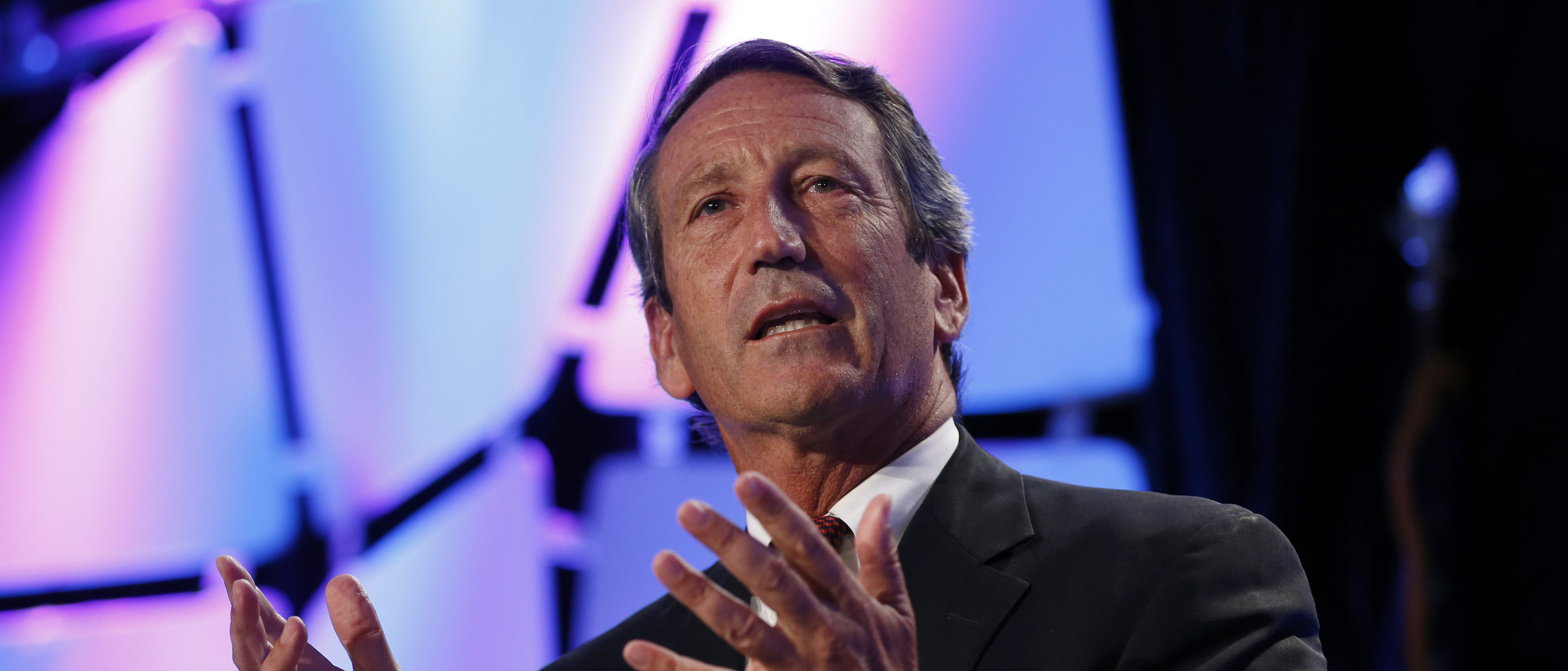 Mark Sanford Just Kicked Off His Trump Primary Challenge — Only One Person Showed Up