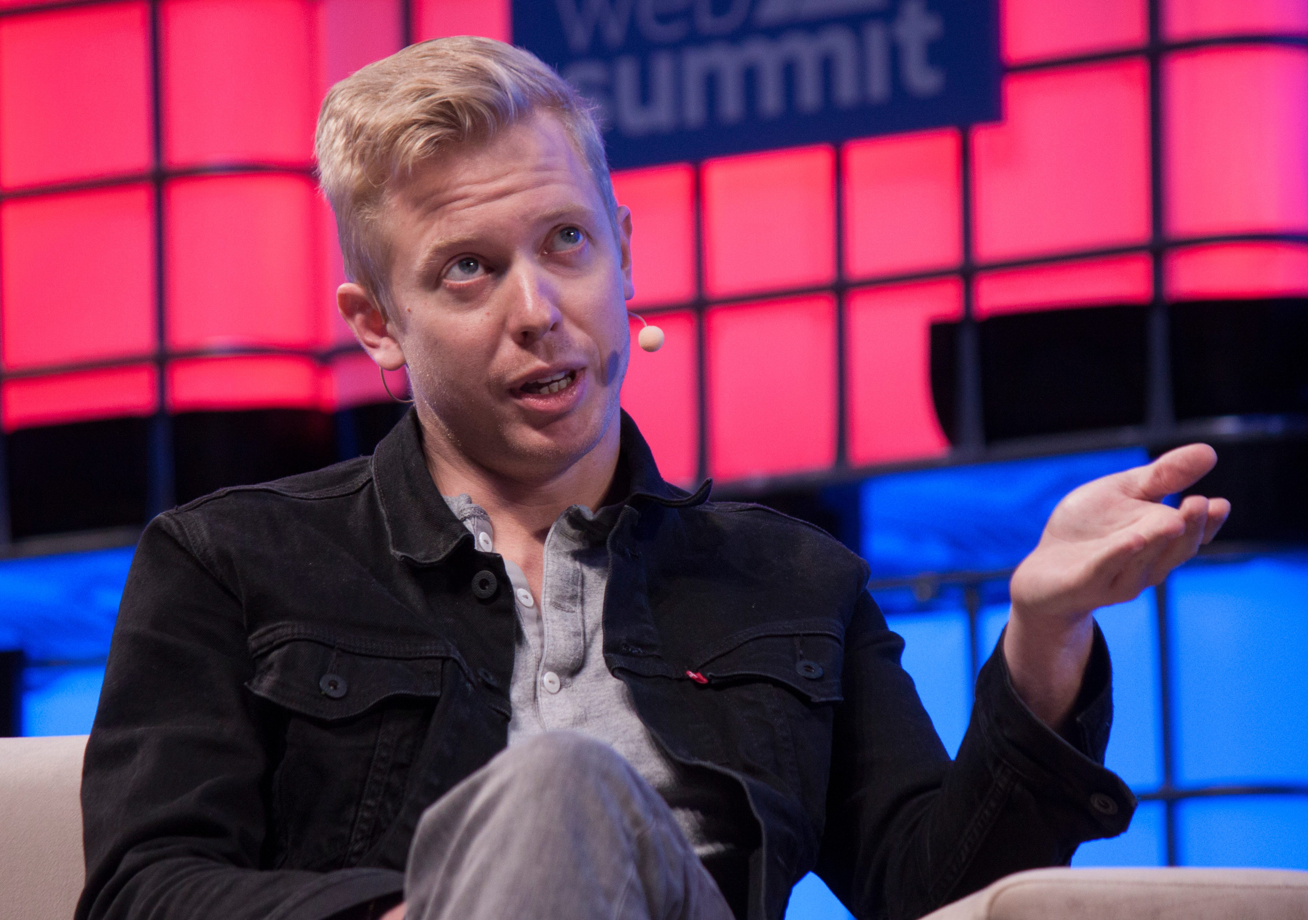 Steve Huffman is the co-founder and CEO of Reddit. (Shutterstock/G Holland)