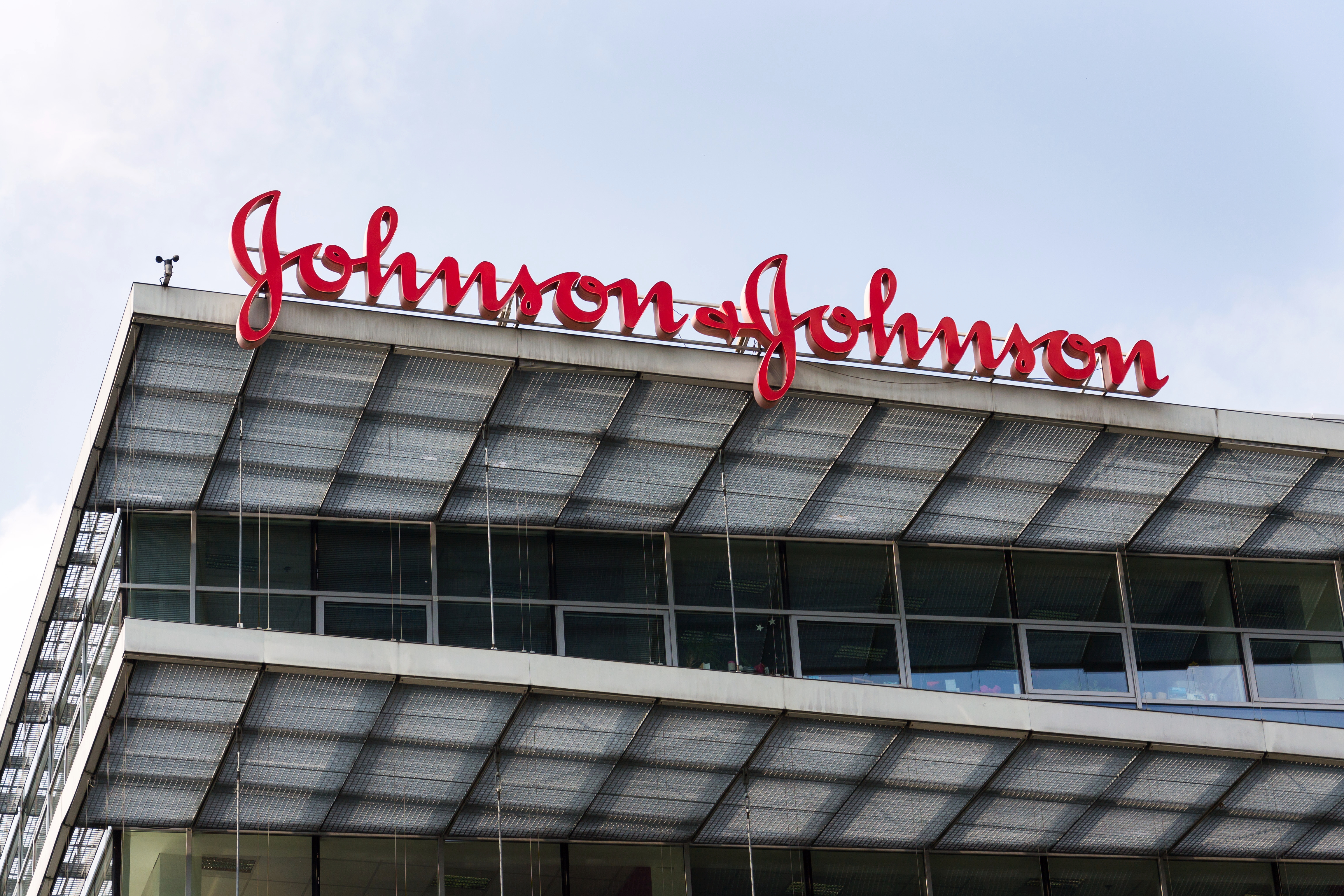 This is not the first time J&J has had problems with contaminated baby powder. (Shutterstock/josefkubes)