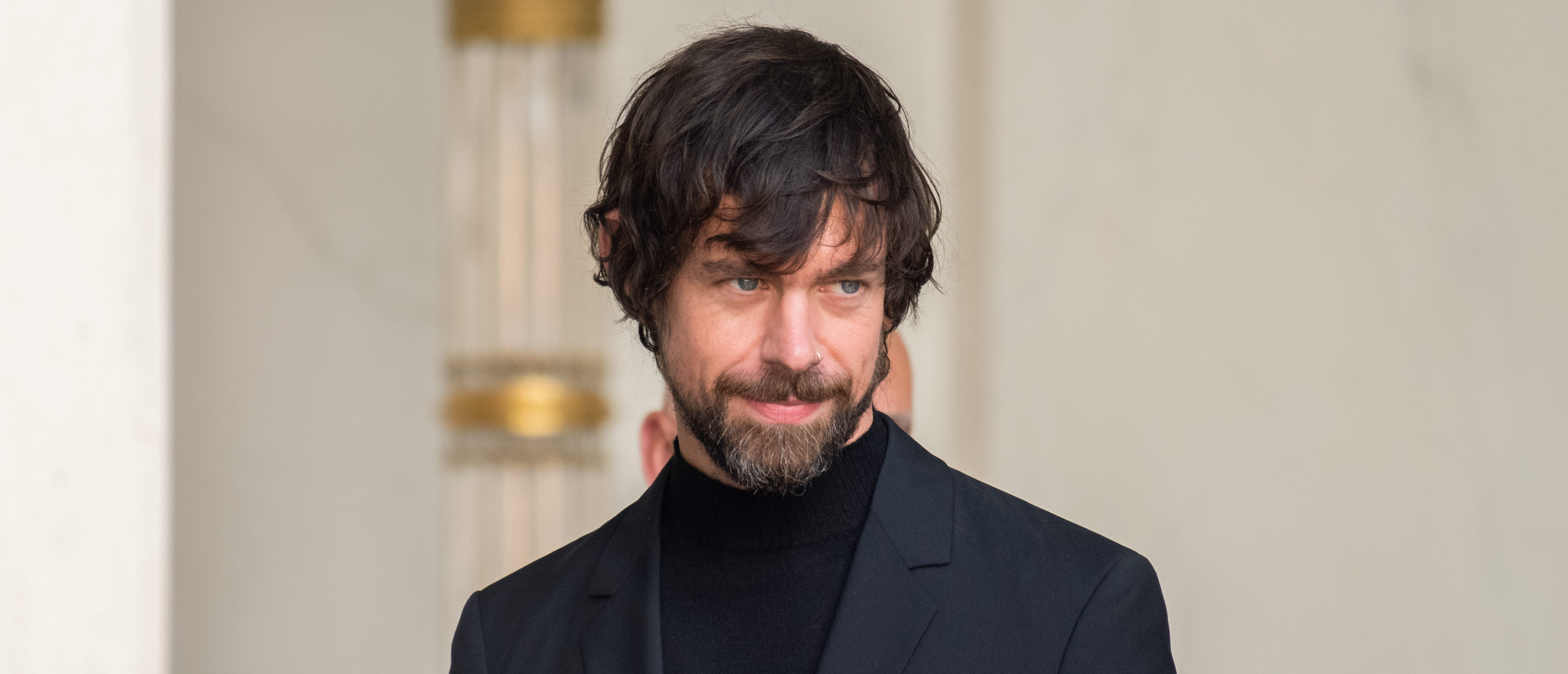 Twitter CEO Jack Dorsey is pictured. (Shutterstock/Frederic Legrand)