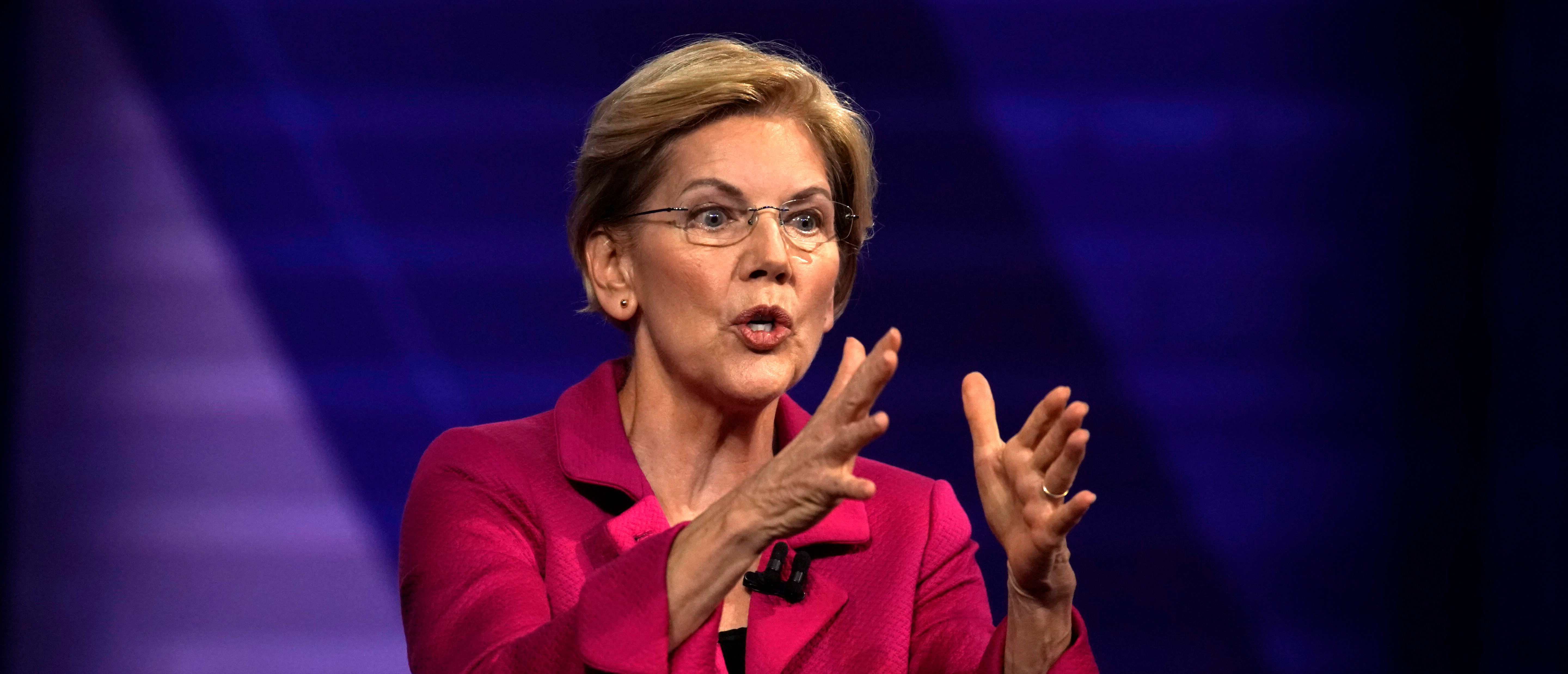 Liz Warren Once Eulogized A Man In Front Of His Children By Accusing Him Of Sexual Harassment