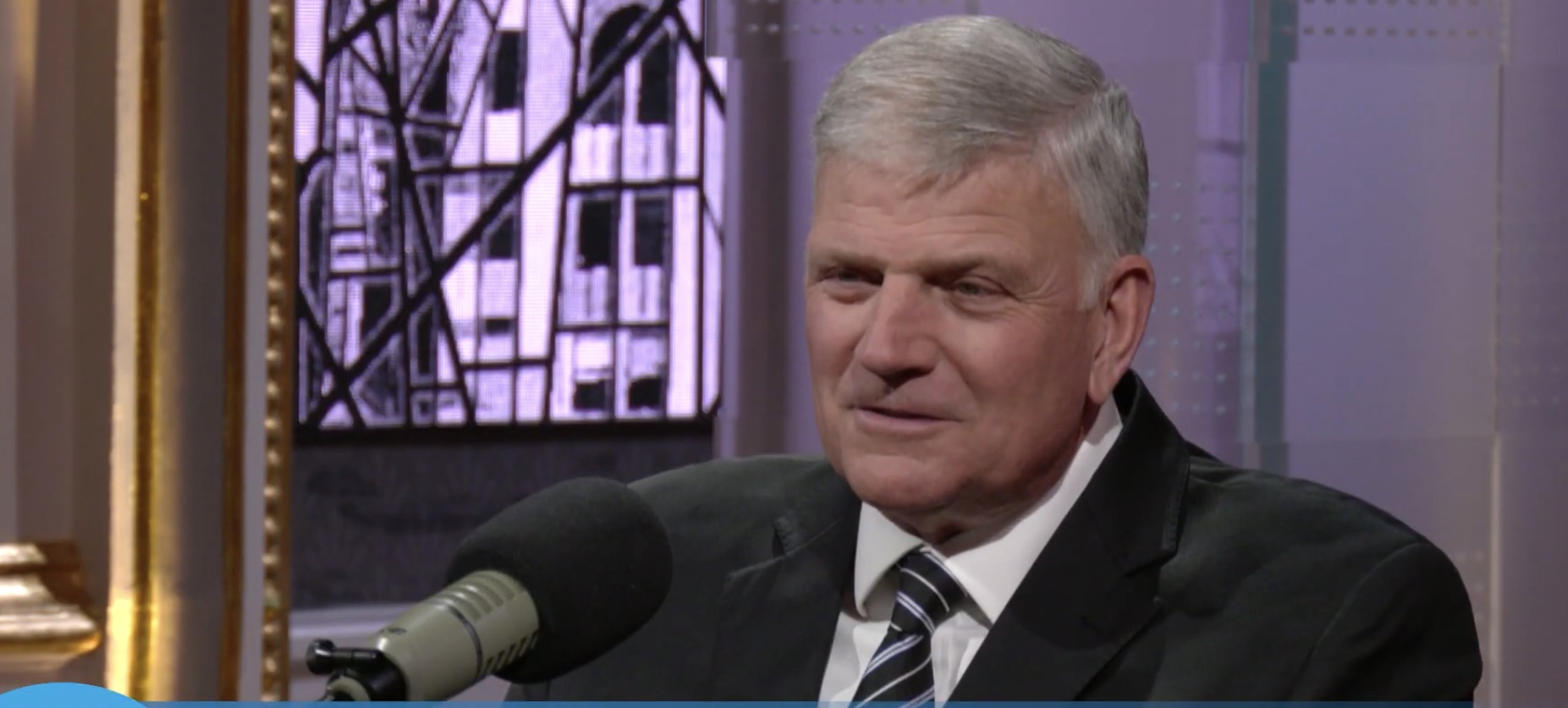 Franklin Graham Says Opposition To Trump Is 'Demonic'