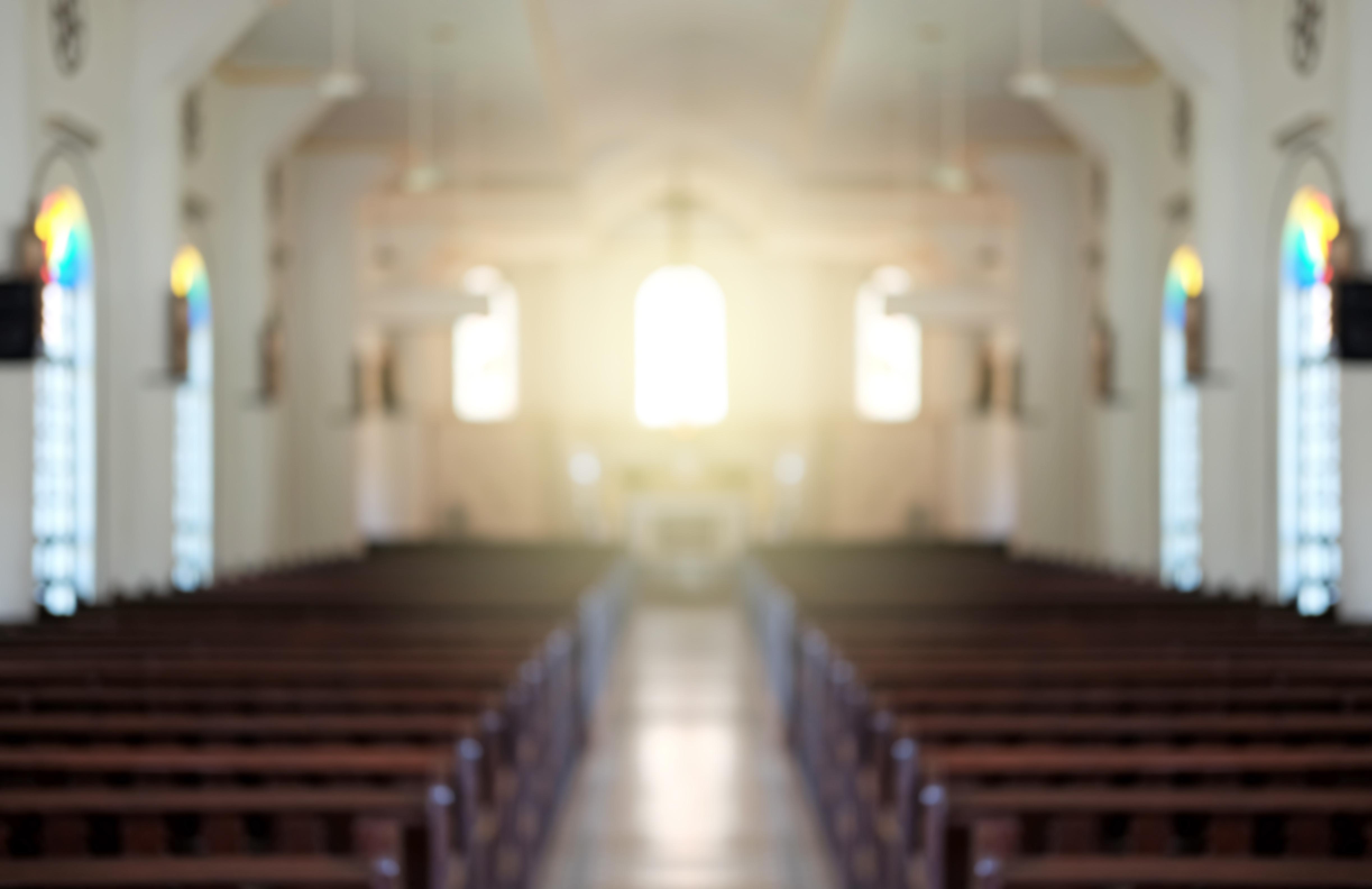 Church. Shutterstock
